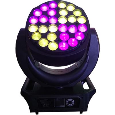 LED Moving Head Wash Zoom