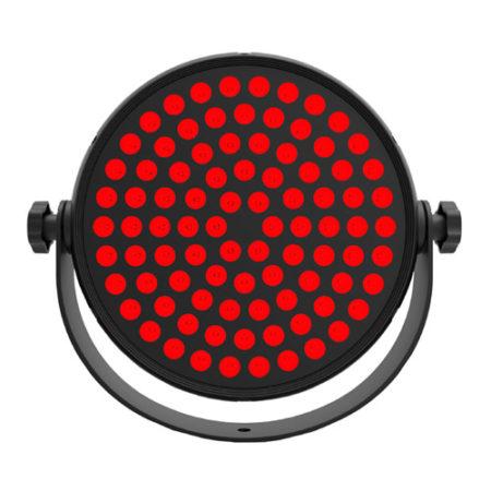 LED Flat Round Par
